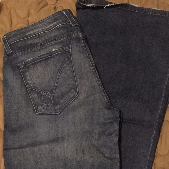 Bebe jeans sz 29 Flare NEW